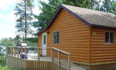 Photo for Cozy Two Bedroom Cottages - Sioux Narrows