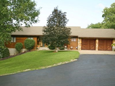 Photo for 5 Bdr on 2 acres with PRIVATE POOL!!
