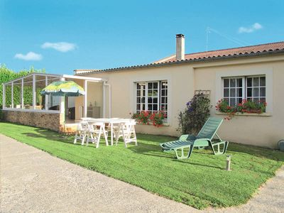 Photo for Vacation home Le Saint Vigor  in Saint Vigor le Grand, Normandy / Normandie - 6 persons, 3 bedrooms