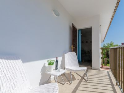Photo for EDIFICIO PLAYA (CIRERERS 2D) - Apartment with balcony in Puerto de Alcúdia.