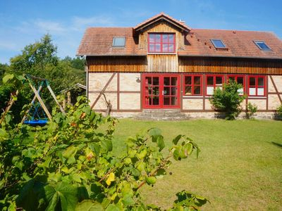 Photo for House with 140 m² for up to 5 people - idyllic half-timbered cottage in Godendorf
