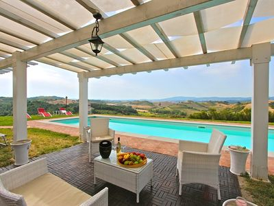 Photo for CHARMING VILLA near Certaldo (Chianti Area) with Pool & Wifi. **Up to $-1388 USD off - limited time** We respond 24/7