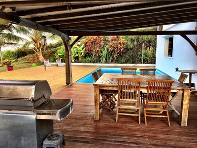 Photo for Villa Mabuya - Sainte Anne - 6 bedrooms - with pool