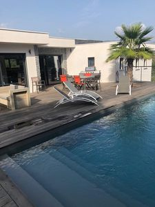 Photo for *** PROMO MAY JUNE *** 4 Bedroom Villa Heated Pool Near Town Center