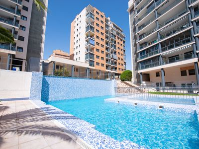 Photo for Tamarindo Beach Apartment