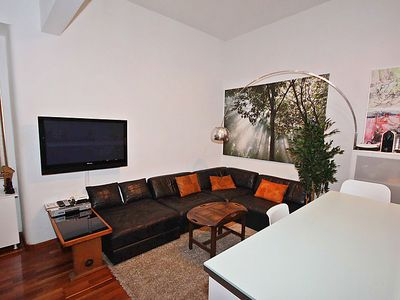 Photo for Apartment Glasmalerei in Innsbruck - 3 persons, 1 bedrooms