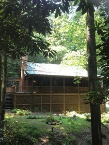 Photo for Private Home on Former Summer Camp w/Trout Pond, Fields & More