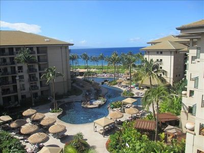 Photo for Large 2 Bedrroom - Canadian $ Pricing - Westin Kaanapali North Villas