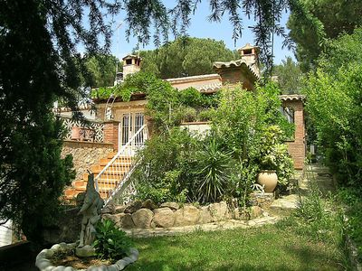 Photo for Vacation home El Palomar  in Begur, Costa Brava - 6 persons, 2 bedrooms