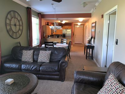 Photo for $99 November Special Beautiful First Floor 2 Bedroom/2 Bath Riverfront Condo