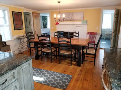 Photo for Charming newly renovated cape style home steps to Pleasant Bay & Beach