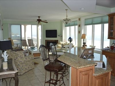 Photo for Luxury Furnished Ocean View Condo for  Your Next Vacation