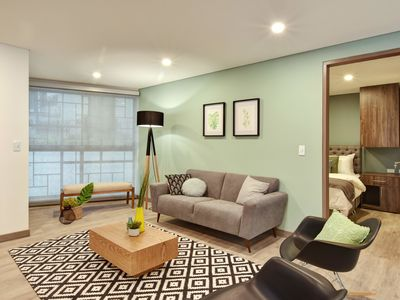 Photo for Elegant and Comfortable Three Bedroom Jacuzzi Apartment