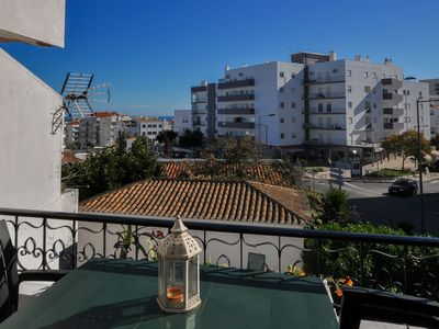Photo for Cosy Apartment in Albufeira with a Sunny Terrace
