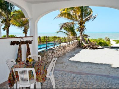 Photo for 3BR House Vacation Rental in Telchac Puerto, Yucatan