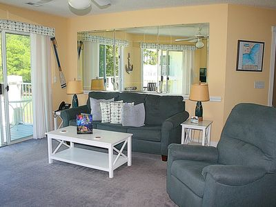 Photo for Full Kitchen, 2 Bedroom, 2 Bath, Golf View in Calabash, NC(1107)