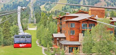 Photo for 3BR Condo Vacation Rental in Teton Village, Wyoming