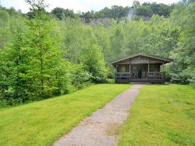 Photo for 2 bedroom Log Cabin in Dulverton - WONHA