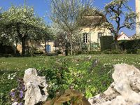Fabulous gite, very spacious, quite and idyllic location!