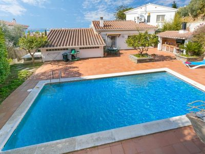 Photo for Vacation home Arquimedes in Roses - 10 persons, 5 bedrooms