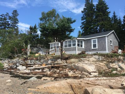 Photo for 1BR Cabin Vacation Rental in Steuben, Maine