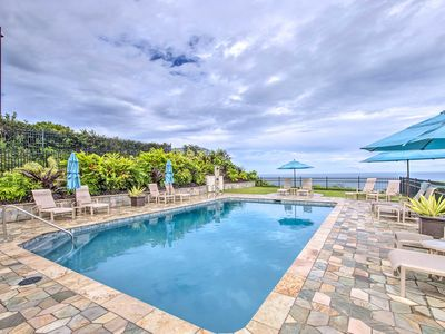 Photo for Oceanfront Princeville Penthouse w/Bali Hai View!