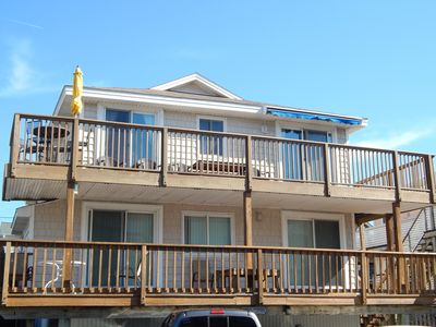 Photo for 1 bedroom with loft in the Heart of Wrightsville Beach!