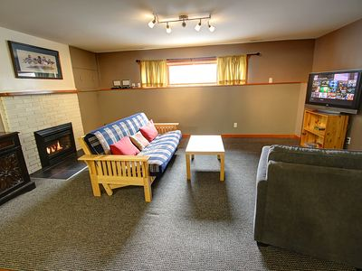 Photo for New - The Biber Lodge! 2Bed\1Bath (Sleeps 7) in the perfect Fernie location!