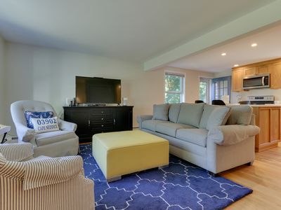 Photo for NEW LISTING! Oceanview and newly-remodeled home right near the water!