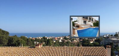 Photo for Immaculate Sitges House, with Pool, Sea & Mountain Views.