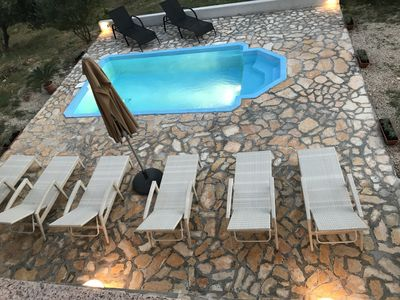 Photo for 2BR Villa Vacation Rental in Novalja