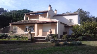 Photo for Beautiful country house 8 pers. close to the beaches of Ramatuelle and St Tropez