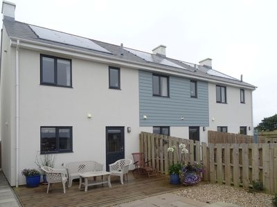 Photo for TREVETH, family friendly, with a garden in St Agnes, Ref 976388
