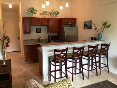 Photo for Beautiful Top Floor Condo With Vaulted Ceilings And Lanai