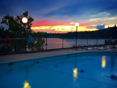 Photo for Table Rock Lake Front-2 Masters with King Beds-Great for Couples Trip!-Steps to Pool with Lake View