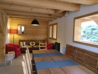 Photo for Chalet Le Chamois at the foot of the slopes