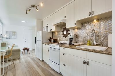 Gourmet kitchen perfect for creating memorable meals.