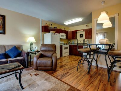 Photo for Indoor Pool + Clean, Mountain View in Downtown Pigeon Forge