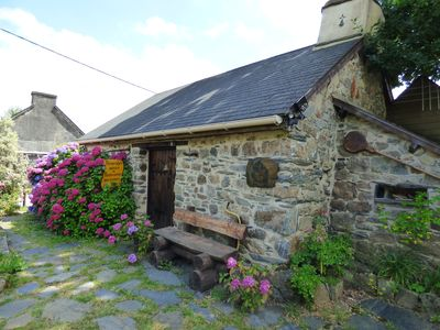 Photo for The Penty du Breuil - a charming cottage in the countryside