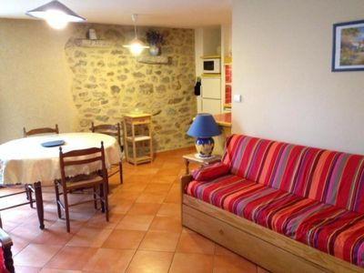 Photo for Gite Les Angles (66210 Pyrénées-Orientales), 1 bedroom, 4 persons