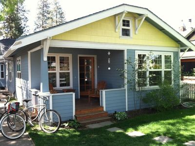 Photo for Walk to Town, Beautiful Bend Cottage, Sleeps 6!  Westside Bend  -  Book Now