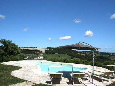 Photo for holiday home, Montefelcino