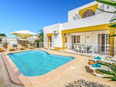 Photo for Villa Arines - close to beach & shops - with Wi-Fi, private pool, A/C, BBQ