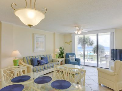 Photo for 208 Sunswept 3/3 **DIRECTLY ON THE BEACH**AMAZING VIEW**