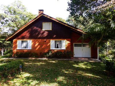 Photo for Chale Charm Gramado (2 bedroom house)