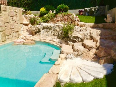 Photo for SPECIAL OFFER!     Free Wifi, air conditioning, private pool