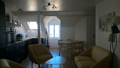 Photo for Apartment in the heart of Saint-Servan