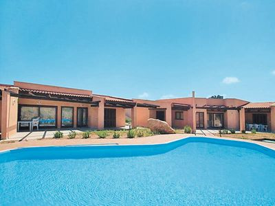 Photo for Vacation home Ville Park Paradise  in Costa Paradiso, Sardinia - 6 persons, 2 bedrooms