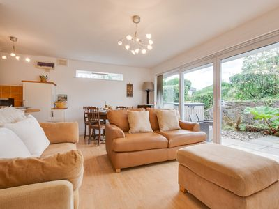 Photo for Dolce Vita is a lovely apartment and situated in the seaside town of Saundersfoot with all short wal