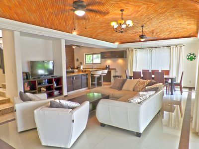 Photo for 4BR Villa Vacation Rental in Playa del Carmen, QRO